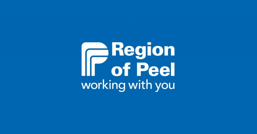 Region of Peel Working With You - Logo